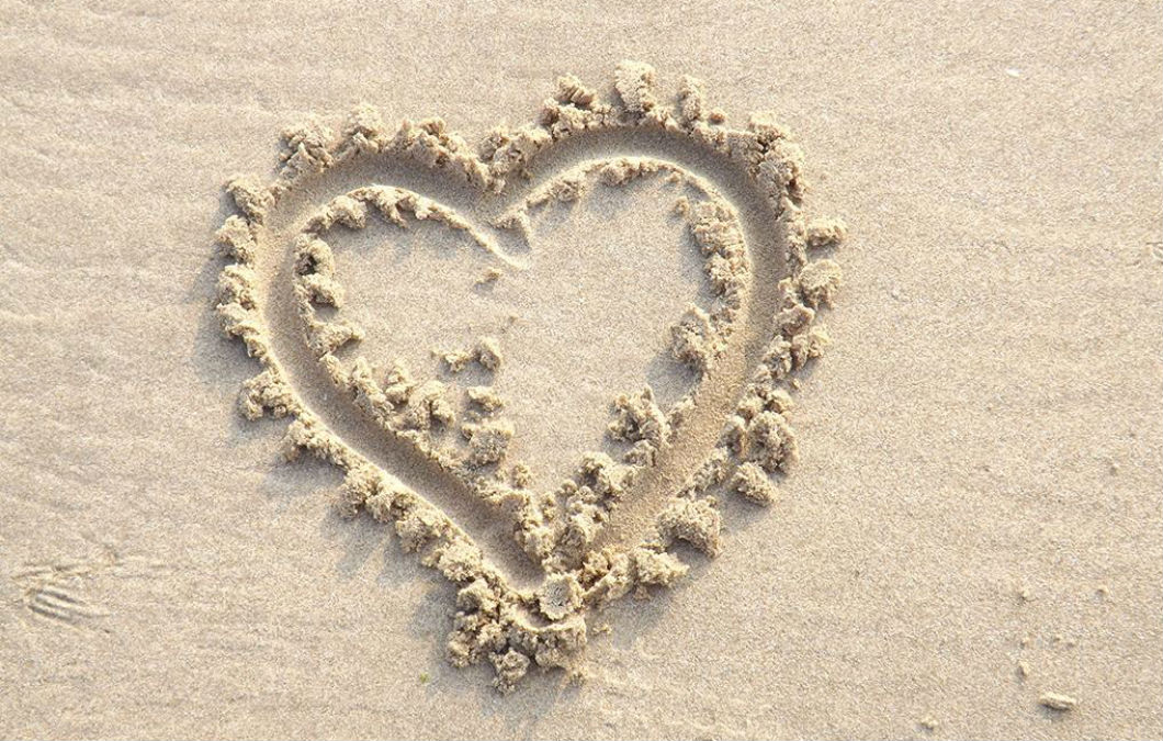 Love-Heart-in-Sand